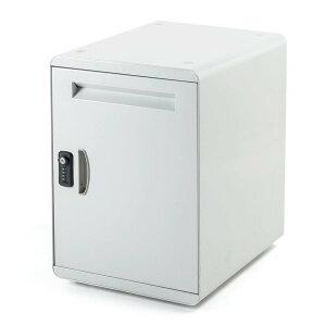 宅配ボックス50リットル個人戸建用簡単設置金属筐体ネコポス便対応鍵付一戸建て用