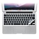 楽天MacBook Air 11インチ キーボードカバー ノートパソコンカバー [FA-SMACBA11]【サンワサプライ】