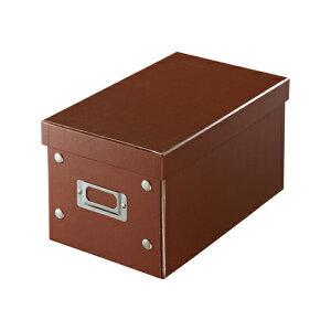 ボックス 組み立て ブラウン メディア サンワサプライ