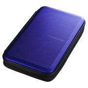 ブルーレイディスク セミハードケース サンワサプライ