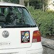 車に貼れるマグネットステッカー フォト光沢 超特厚 屋外用 耐水 UVカット A4サイズ 2枚 [JP-MAGP5]【サンワサプライ】【ネコポス対応】【楽天BOX受取対象商品】