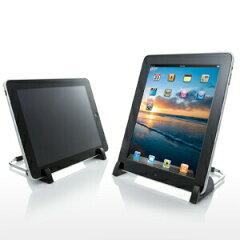 【サンワサプライ直営店】iPad スタンド 卓上スタンド 新しいiPad(第3世代 New iPad 2012)・i...