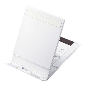 【サンワサプライ直営店】モバイルタブレットスタンド(ホワイト) [PDA-STN11W]
