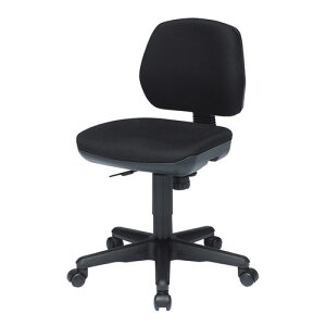 オフィスチェアー(ブラック)型崩れしにくいモールドウレタンロッキングチェアーパソコンチェアーイスいす椅子