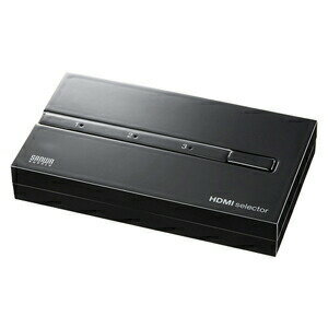 HDMIセレクターHDMI切替機3入力1出力3D映像・フルHD対応切替器