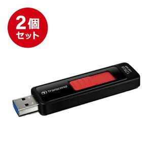 USBメモリ128GBUSB30スライドコネクタのUSBフラッシュメモリーUSBメモリーJetFlash760Transcend