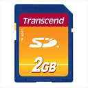 Transcend SDカード 2GB 5年保証 Wii対応
