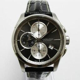 【ハミルトン】HAMILTON ジャズマスター オート クロノ オートマティック メンズ 腕時計 自動巻きH32596781【新品】
