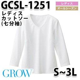 GROW・グロウ GCSL-1251 カットソー SUNPEXIST・サンペックスイストSALEセール