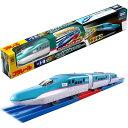 【プラレール はやぶさ】プラレール S-16 レールで速度チェンジ E5系 新幹線 はやぶさ【タカラトミー TAKARA TOMY 電車 列車 男の子 玩具 シリーズ 鉄道 コレクション】