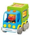 アンパンマン キョロキョロ働くカー ゴミ収集車【 アンパンマンのおもちゃ 人気グッズ 乗り物 はたらくくるま 】