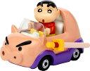 ドリームトミカ ライドオンR06 クレヨンしんちゃん×ぶりぶりざえもんカー【TAKARA TOMY タカラトミー ミニカー おもちゃ 男の子 玩具 車 キャラクター コラボレーション】