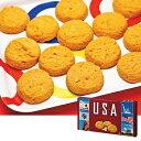免税店や空港で大人気!絶妙な塩加減のクッキーアメリカお土産   USA マカデミアナッツクッキー...
