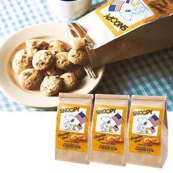 [アメリカお土産][スヌーピー]マカデミアナッツチョコチップクッキー