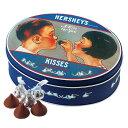 [在庫処分][訳あり][5400円以上で送料無料] アメリカお土産 | HERSHEY'S ハーシーノスタルジックキスチョコレート1缶【100052】