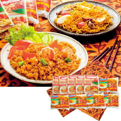ナシゴレン&ミーゴレンセット (マレーシア土産 海外土産)