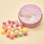 テチカTETICA|てまりキャンディ缶
