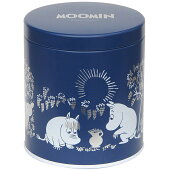 北陸製菓ムーミンママのシナモンブレッドパーティー缶