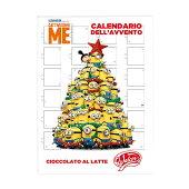 [クリスマス]カウントダウンカレンダー(アドベント)ミニオンツリーチョコレート