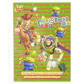 [クリスマス]トイ・ストーリーカウントダウンカレンダー(アドベント)チョコレート