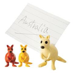 使い方はいろいろのマグネットオーストラリアお土産 | カンガルー マグネット 3個セット 【1555...