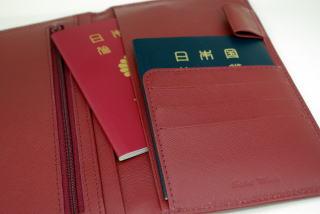 【送料無料】Lattice-ラティス-パスポートケース【楽ギフ_包装選択】【楽ギフ_メッセ入力】