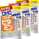 DHC マルチビタミン徳用90日分×3個セット 送料無料...