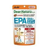 アサヒ ディアナチュラスタイル EPA×DHA+ナットウキナーゼ 60日分 送料無料
