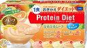 DHC プロテインダイエット ぷるぷるムース フルーツセレクション 15袋入 送料無料