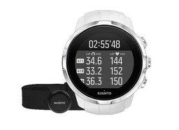 SUUNTO スント 腕時計 SPARTAN SPORT スパルタンスポーツ GPS WHITE HR ホワイト メンズ SS022650000