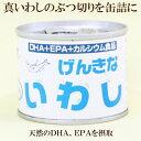10缶セット●【げんきないわし】総量150g×10DHA+EPA+カルシウム食品