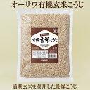 ●オーサワジャパン 有機乾燥玄米こうじ 500g 玄米こうじ