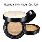 【国内発送】【本体+交換用リフィル】 ジョンセンムル エッセンシャル スキン ヌード クッション SPF50+/PA+++ 14g×2[JUNGSAEMMOOL じょんせんむる Essential Skin Nuder Cushion UVカット 美白 グロウ クッションファンデ]