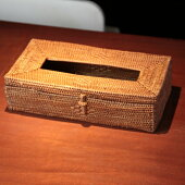 アタのティッシュボックス【宅急便のみ】バリ雑貨の中でも人気の高いアタ製品★どんなお部屋にも馴染みやすいティッシュBOX