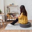 座布団 座椅子 クッション ウレタン フロアソファ フロアクッション [コットンロープフロアクッション] (by_sarasa-design)
