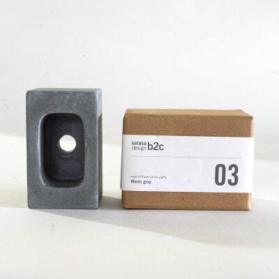 パーツ販売・b2c ブリック用 コンクリートパーツ(スクエア)