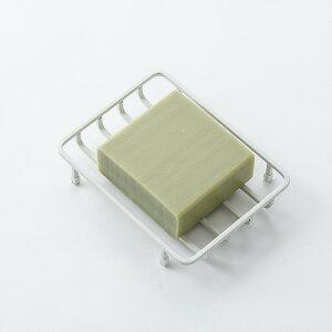 [《メール便可》b2c バスワイヤー ソープディッシュ] 石鹸置き 石鹸ホルダー#SALE_BT