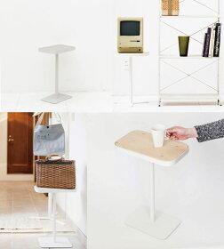 テーブルサイドテーブルミニテーブルナイトテーブル[b2cシンプルミニテーブルスクエアホワイト]※【楽ギフ_包装選択】