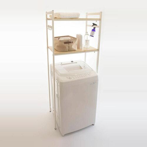 ランドリーラック ランドリー 収納 洗濯機ラック [nsp ランドリーラック] ランドリー収納 洗濯機収...