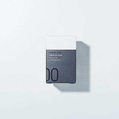 木村石鹸 &SOAP 「FABRIC 00」 ファブリック プレウォッシュ パワーパウダー(衣類用つけ置き粉洗剤)