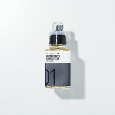 木村石鹸 &SOAP 「FABRIC 01」 ファブリック メインウォッシュ(衣類用液体洗剤)