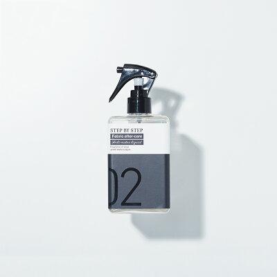 木村石鹸 &SOAP 「FABRIC 02」 ファブリック アフターケア(衣類用除菌スプレー)