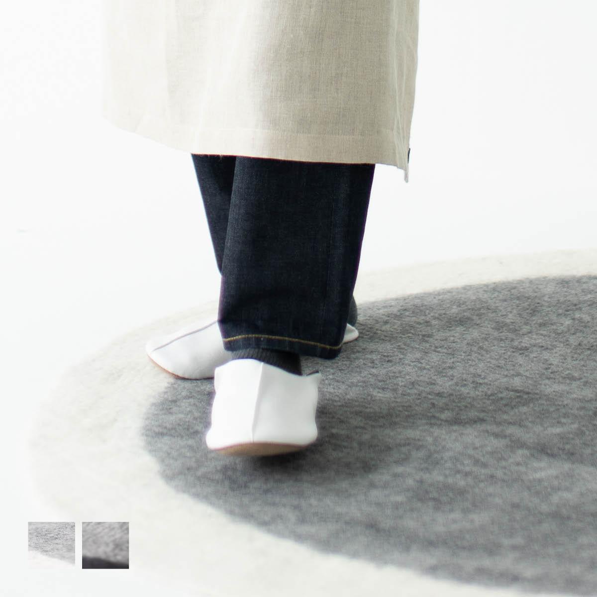 [b2c ウール フェルト シートラグ LL|約 直径120cm]ラグマット おしゃれ かわいい シンプル#SALE_IZ