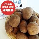 【送料無料】[インカのめざめ(中玉)L〜Mサイズ 2kg]【北海道十勝産】