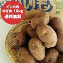 【予約】【送料無料】[インカのめざめ(中玉)L〜Mサイズ 10kg]【北海道十勝産】