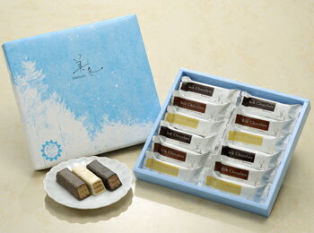【ポイント5倍11月26日まで】【石屋製菓】[美冬](12個入)