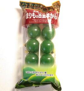 【北海道銘菓】[まりもの古里羊かん]10個入り