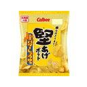【カルビー】[堅あげポテト]北海道バターしょうゆ味65g