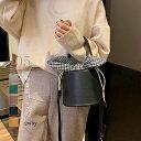 バケツ型 トートバッグ ショルダーバッグ レディース 斜めがけ 大人 巾着バッグ 小さめ レディースショルダーバッグ カゴバッグ カバン 鞄 斜め掛け 女の子 ハンガー 小物 雑貨