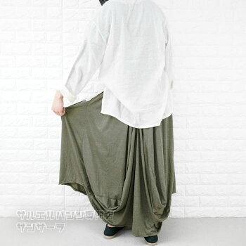 変形スカートマキシスカートロングスカートレディースエスニックアジアンボリュームイレギュラーマキシ丈春夏ダンス衣装